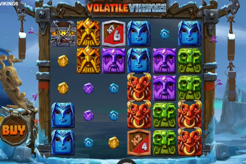 Relax Gaming ready for raiding, trading and rough seas in new Volatile Vikings