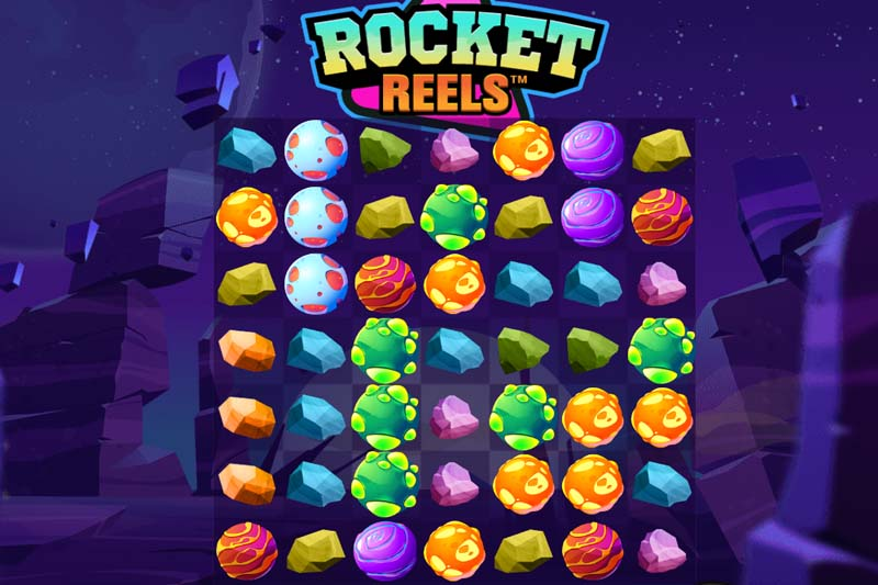Blast off in to space with Hacksaw Gaming and the new Rocket Reels slot