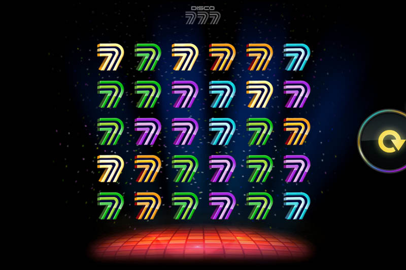 1x2gaming feeling the disco beat with new Disco 777 slot release