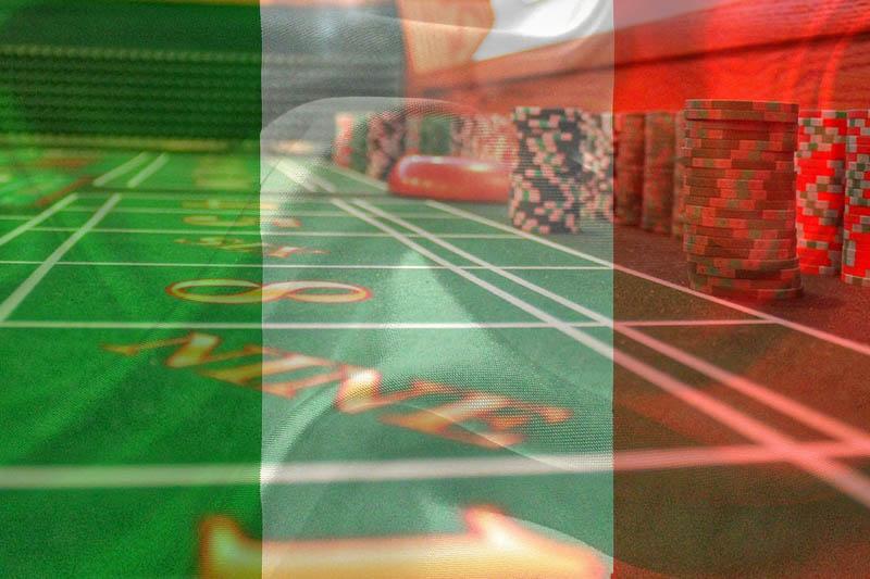 Best online casinos for Italian high rollers