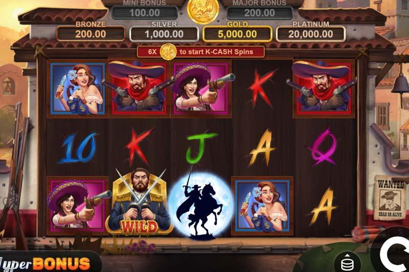 Catch bad guys alongside El Vigilante in the new Kalamba Games slot