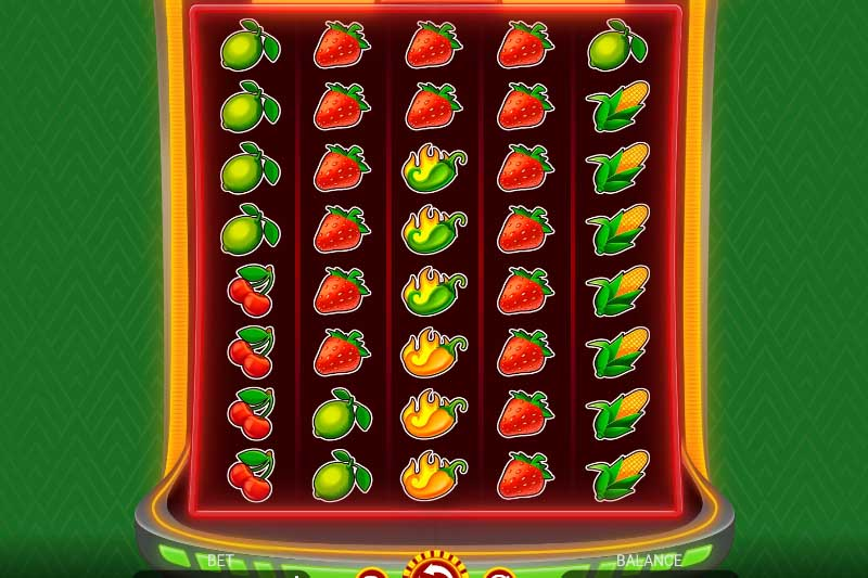 Spice up your classic slot experience with Triple Chili by Evoplay
